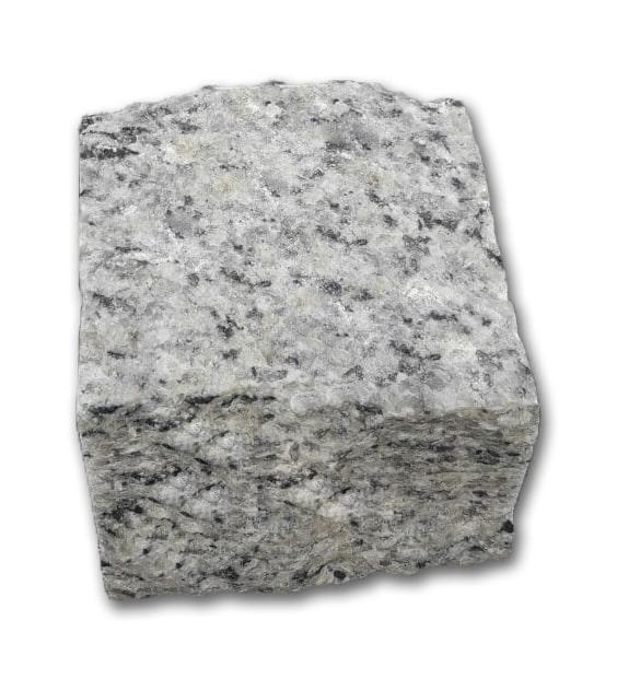 Đá cubic trắng suối lau chẻ tay