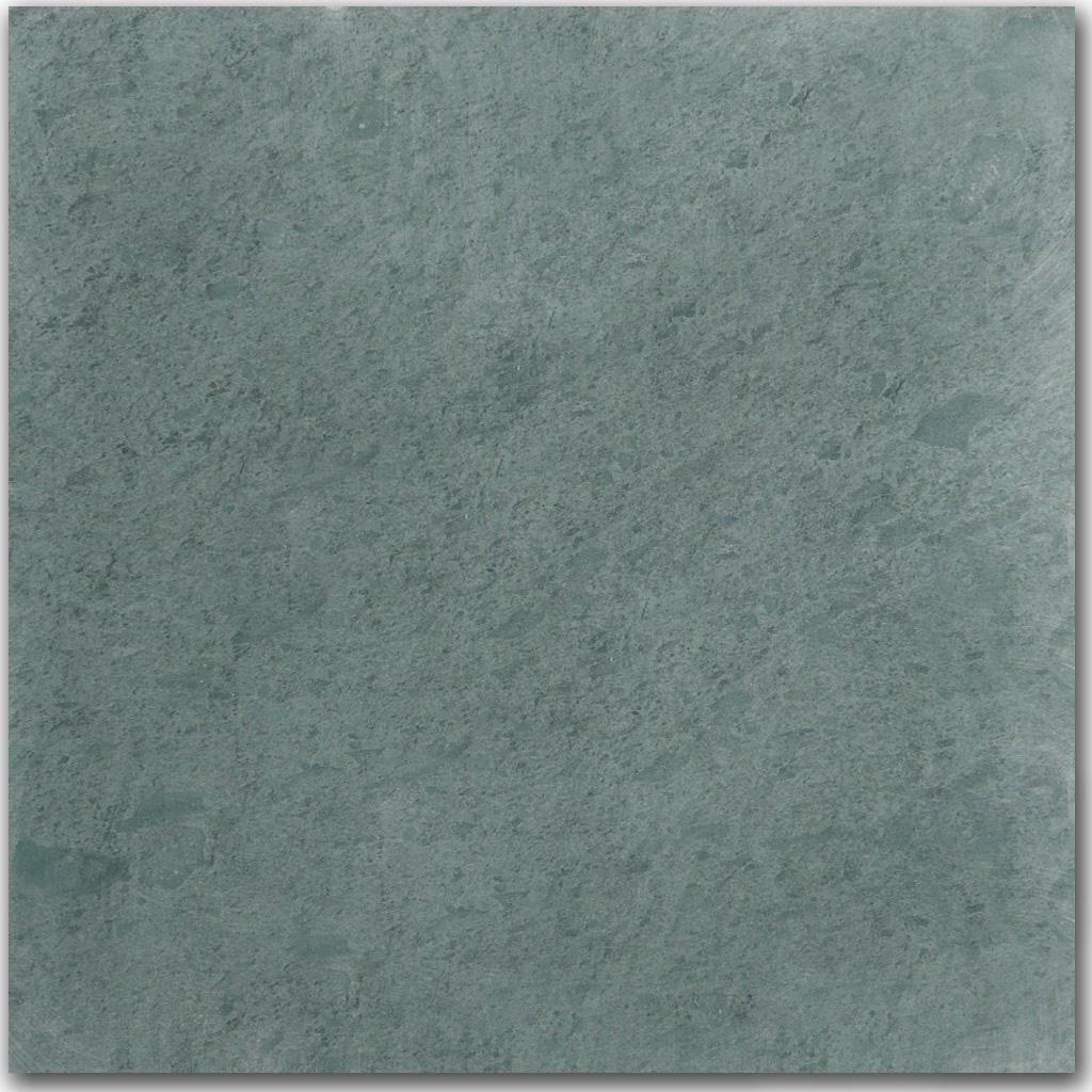 Đá xanh rêu nhạt mài thô