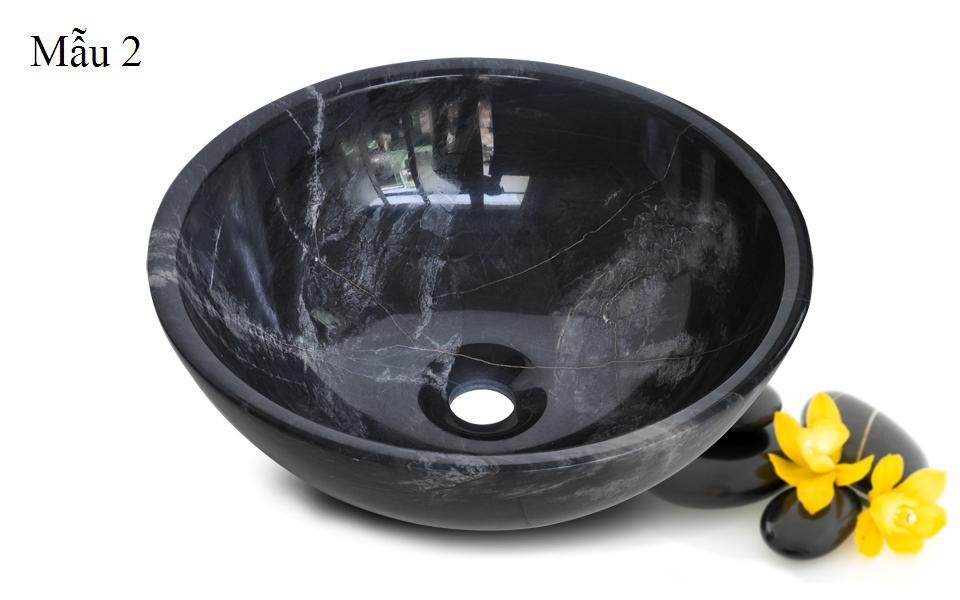 lavabo đá tự nhiên MAR1-2