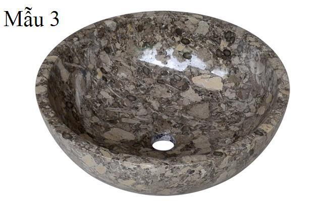 lavabo đá tự nhiên MAR1-4
