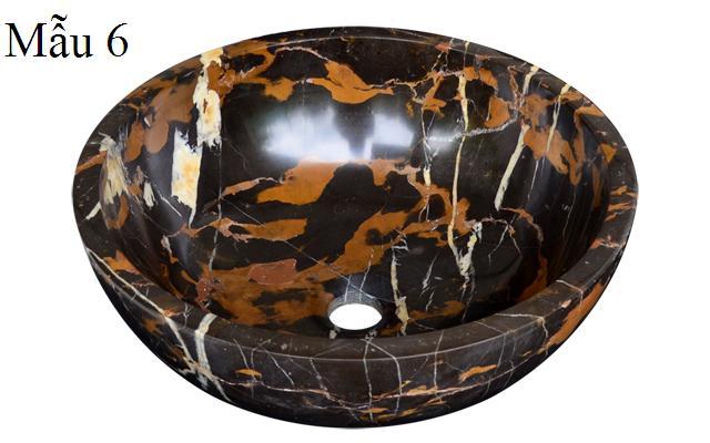 lavabo đá tự nhiên MAR1-6