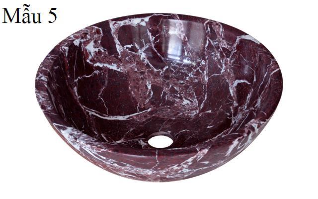 lavabo đá tự nhiên MAR1-8