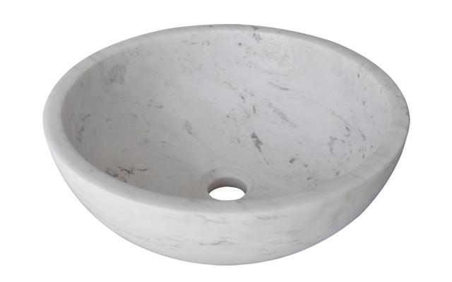 lavabo đá tự nhiên MAR1-3V