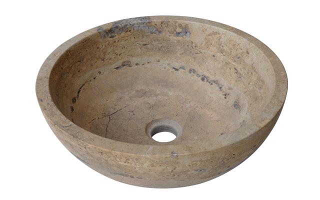 lavabo đá tự nhiên MAR1-4V
