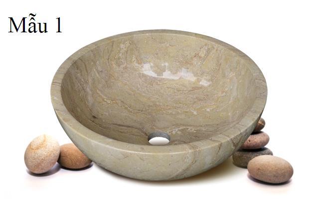 lavabo đá tự nhiên MAR1-1